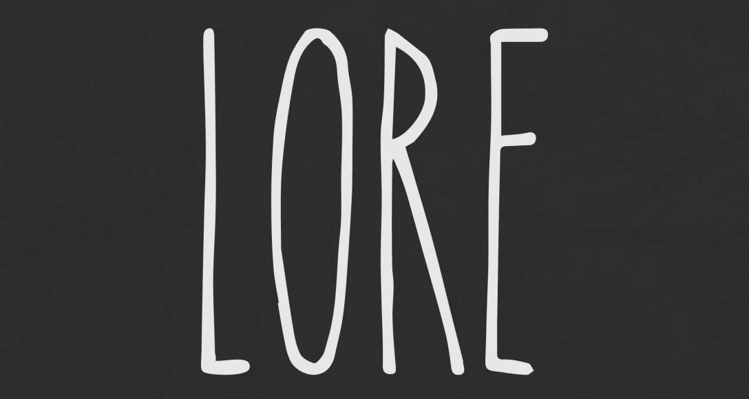 Lore_Podcast_logo